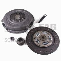 LuK - 07-186 LuK OE Quality Replacement Clutch Set